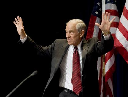 Ron Paul wins CPAC presidential straw poll