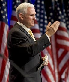 Mike Pence may leave GOP leadership - Ben Smith and Jake Sherman.