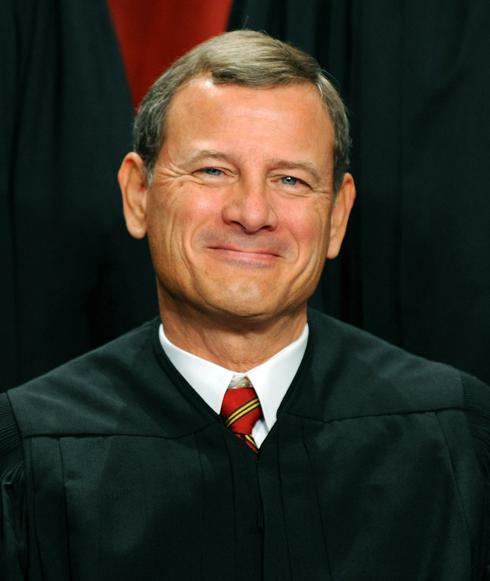 how tall is justice roberts