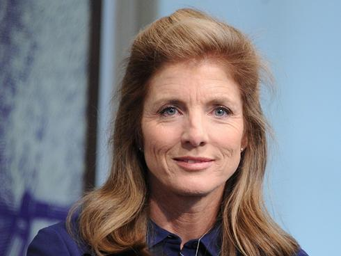 Caroline Kennedy urges Obama to back gay marriage