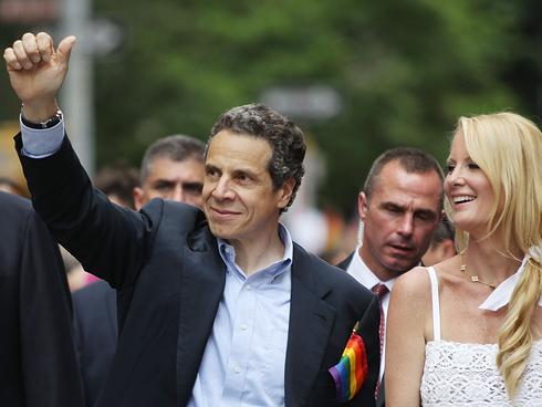 Gay marriage law raises N.Y.