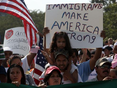 Study: Gingrich immigration plan helps millions