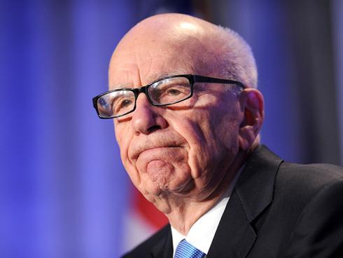 Rupert Murdoch Hits Romney Again On Twitter