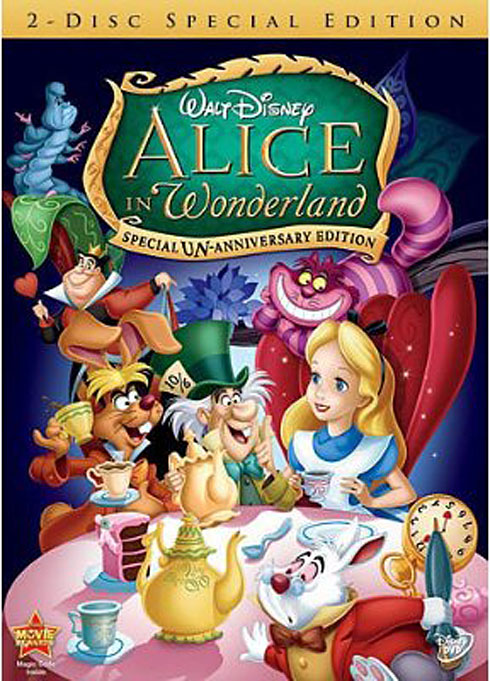 Cool Stuff On DVD Today Disneys Alice An Education And More