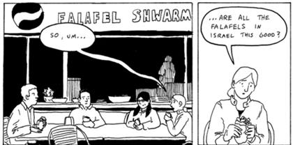 Art show: 'Graphic Details' spotlights Jewish women in comics