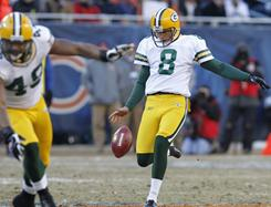 Green Bay Packers punter Tim Masthay went from working a $10-an-hour tutoring job to punting in the Super Bowl.