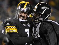 Ben Roethlisberger and the Pittsburgh Steelers will take down the Green Bay Packers on Sunday to win Super Bowl XLV, the franchise's third NFL championship in the last six seasons.