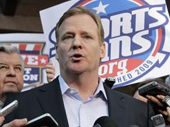 Roger Goodell and the NFL owners are due in court to face an complaint from the NFLPA next month.