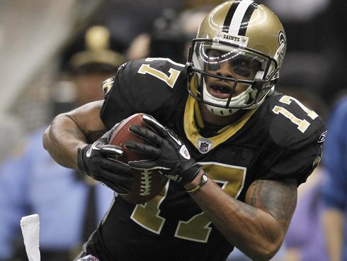 Knee Surgery for Chargers' New WR Meachem