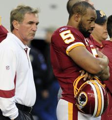 McNabb: RG3 doesn't fit Redskins' offense