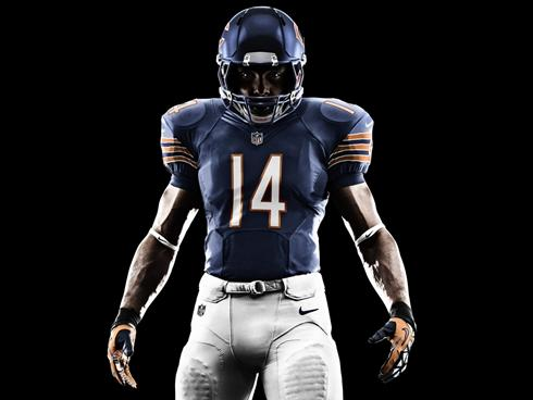 nike short de course - First look: Nike unveils new NFL uniforms