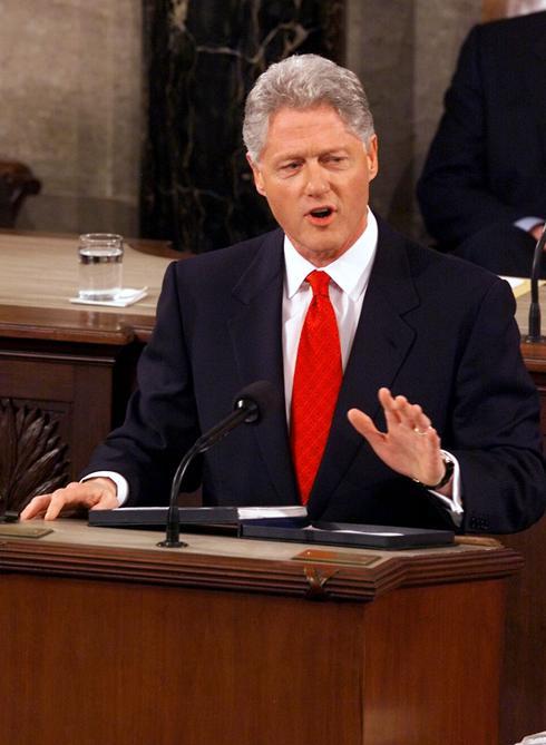 Clinton 2000 Clinton During The 2000