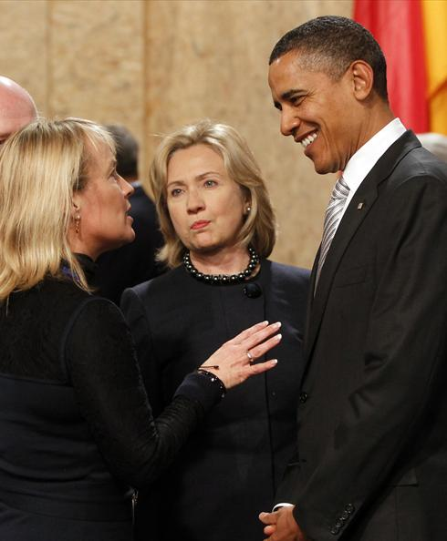 hillary clinton, presidential election