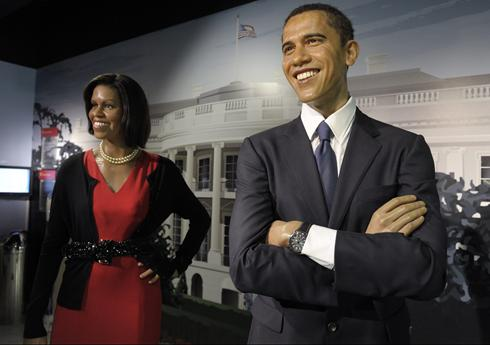 Obama -- 44th president, 43rd man to hold the job