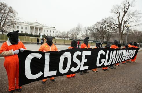 Obama Brings Back Military Tribunals At Guantanamo Bay
