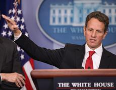 Geithner: I did not ignore Obama order
