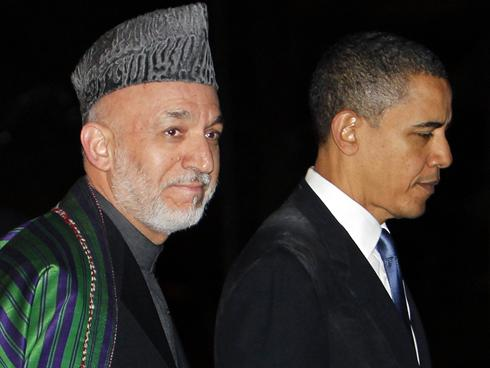 Obama team, Afghanistan strike new security deal