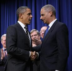 Holder's failed legacy