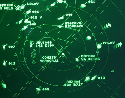 transponder radar information