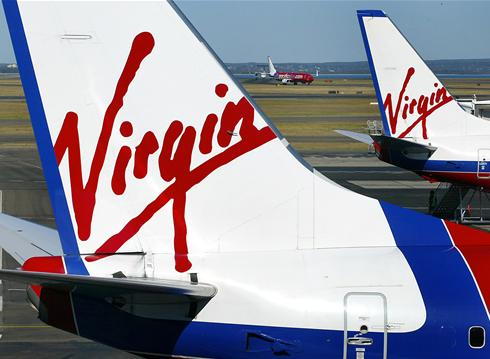 Australian carrier Virgin Blue says it fired a flight attendant after
