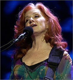 Bonnie Raitt's Nick of Time has been ranked among the National Association of Recording Merchandisers' 'Definitive 200' albums list, produced in conjunction with the Rock and Roll Hall of Fame.