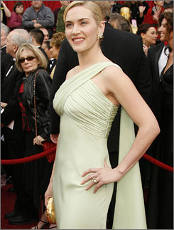 Actress Kate Winslet plans to donate the libel damages she won from a magazine that claimed she consulted a diet doctor.