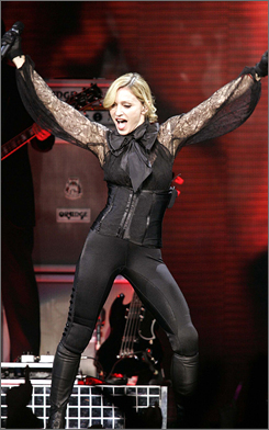 Could Madonna be the next Rock and Roll Hall of Fame inductee?