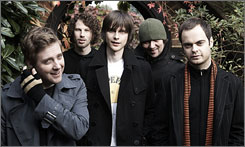 Can the Kaiser Chiefs make more noise on this side of the pond with their sophomore CD, Yours Truly, Angry Mob?