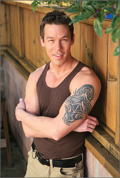 Bromstad: It all started with Design Star and his sexy, colorful persona.