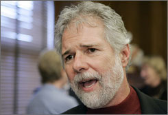 Rolling Stones keyboardist Chuck Leavell is an ardent environmentalist and conservationist.