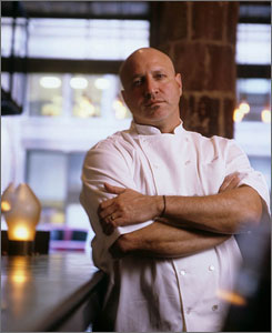 Tom Colicchio from Craft in New York.