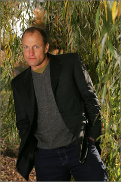 Cheers star Woody Harrelson was just 7 years old when his father was first sent to prison.