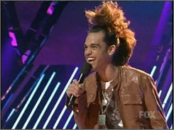 In the top 10: A Sanjaya victory would have many up in arms.