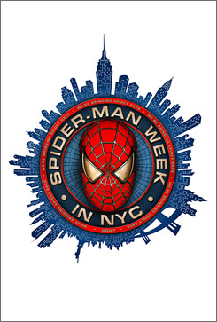 Starts April 30: NYC plans week to honor Spider-Man.
