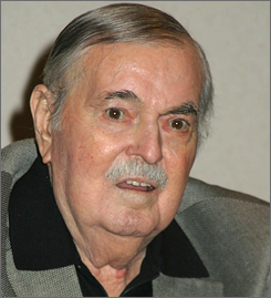 "James Doohan, who played chief engineer Montgomery ""Scotty"" Scott on the original Star Trek TV series, died in 2005 at the age of 85."