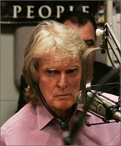 Despite the furor over his on-air comments about the Rutgers women's basketball team, Don Imus has forged ahead with his annual radio charity telethon.