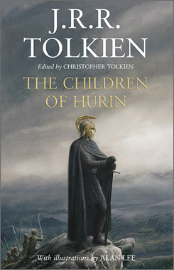 J.R.R. Tolkien's Children of Hrin, edited by his son Christopher Tolkien, enters USA TODAY's Best-Selling Books list at No. 2