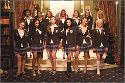 Flavor of Love Girls: Charm School: The premiere drew 5.1 million viewers, a record for VH1. 