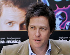 Bean there, done that: Hugh Grant doesn't deny charges that he went off on a photographer.
