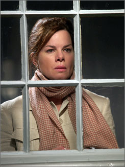 No. 2: The Invisible with Marcia Gay Harden earned $7.6 million.