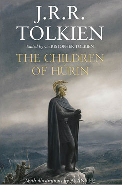 The Children of Hurin is a novel written by J.R.R. Tolkien and edited by his son, Christopher.