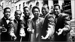 Zola Taylor, who  was the first female member of the '50s R&B group The Platters, has died. She was 69.