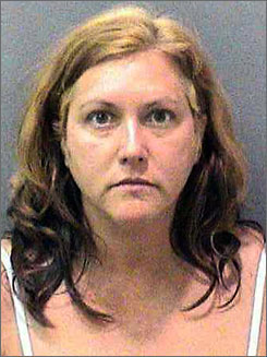 Police say Marcia Diana Valentine, an obsessed Sandra Bullock fan, tried to run over the star's husband, Jesse James, in April.