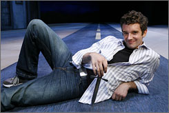 """It's all so Shakespeare"": Michael Urie, who plays Horatio in the South Coast Repertory's Hamlet opening June 1, sees similarities in Ugly Betty's and the Bard's characters  sarcasm, masquerades, cunning and double entendres. And now, he says he has to ""unlearn Marc a bit"" for his stint on stage."