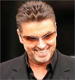 """""""I was not in my normal physical state and I'm perfectly prepared to accept the correct punishment for that,"""" singer George Michael told the court."""