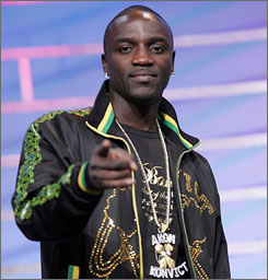 """I want to sincerely apologize for the embarrassment and any pain I've caused to the young woman who joined me onstage, her family and the Trinidad community for the events at my concert,"" Akon said in a statement."