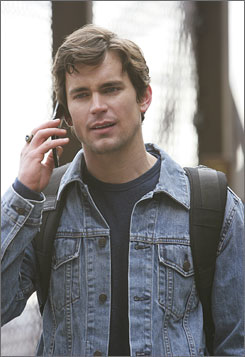 Things aren't as they seem: Jay (Matthew Bomer) is entangled in a complex plot.