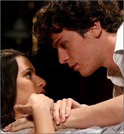 Springtime for Germany: The rock musical Spring Awakening picked up 11 Tony nominations.