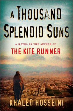 A Thousand Splendid Suns is Khaled Hosseini's follow-up to his 2003 novel The Kite Runner, which remains an international best seller.