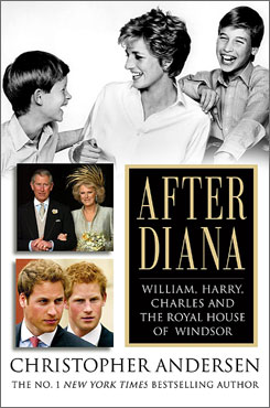 Christopher Andersen's book After Diana purports that Prince Harry was concerned enough about his paternity to ask for a DNA test.